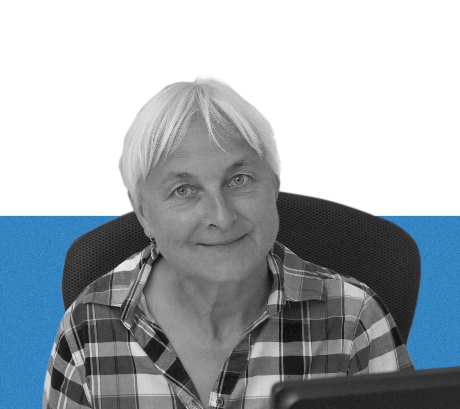 Silvia Geiger - Vertrieb DIE TRINKHILFE